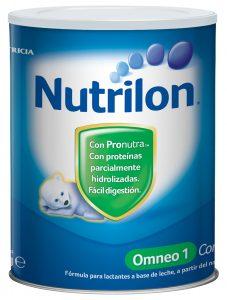 Recetas con leche nutrilon